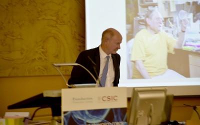 """Conferencia Las Nuevas Neurotecnologías: implicaciones para la ciencia, medicina y sociedad"""""""