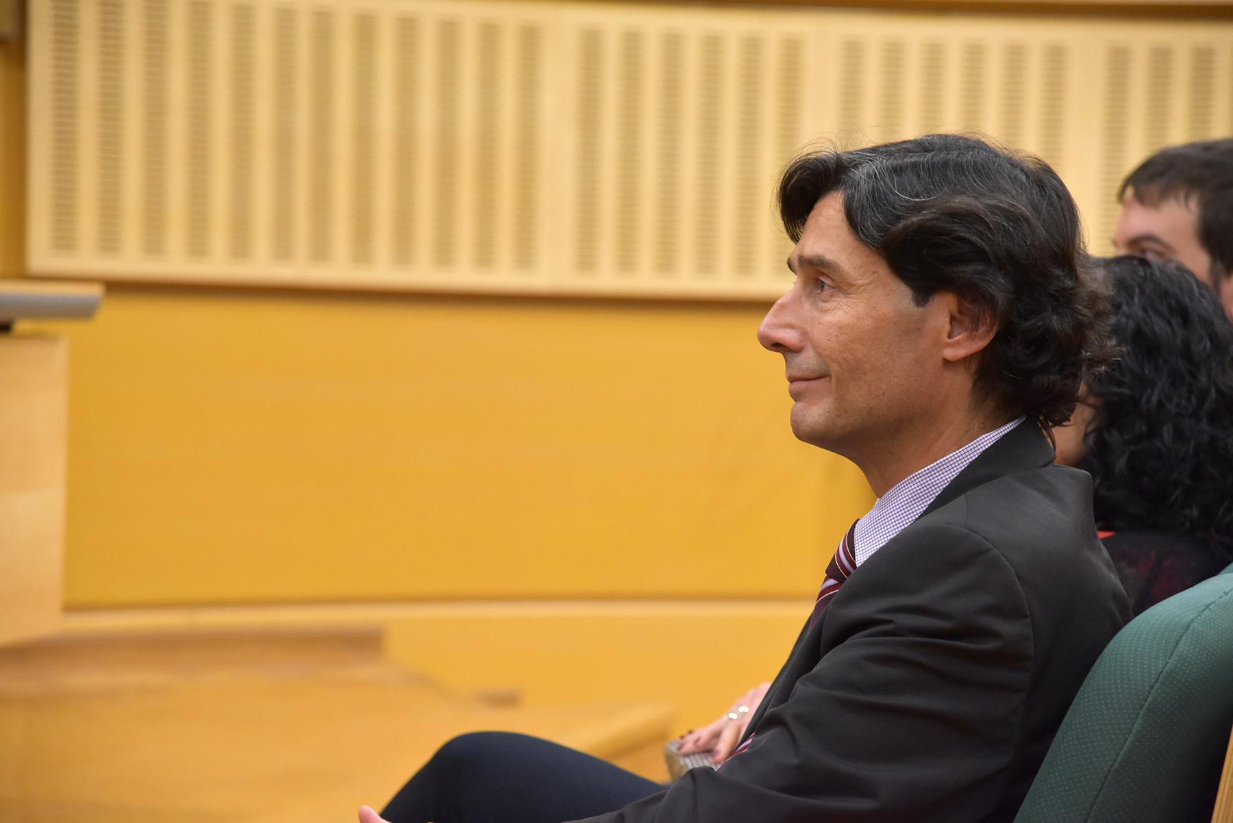 X Premio Francisco Cobos. Dr. Manuel Serrano Marugan