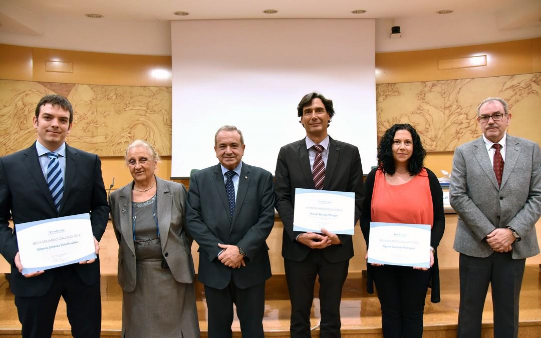 Entrega del X Premio Francisco Cobos