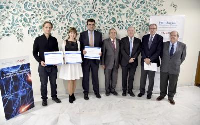 Entrega del XI Premio Francisco Cobos y Becas Eduardo Gallego